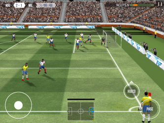 Captura de Pantalla 7 de Real Football para android