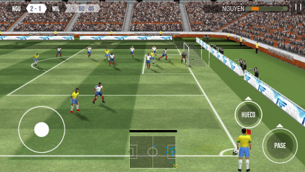 Screenshot 13 de Real Football para android