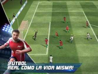 Captura de Pantalla 2 de Real Football para android