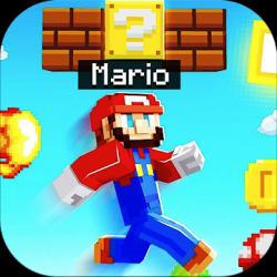 Captura 1 de Mario Mod for Minecraft PE + Mario World Map para android