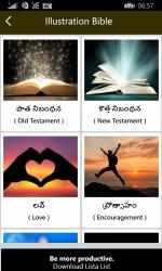 Captura 5 de Telugu Holy Bible with Audio para windows