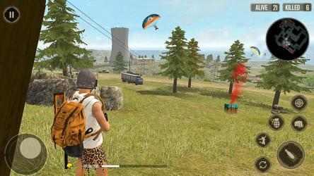 Screenshot 6 de Shooting Squad Survival : Free Fire Survival Squad para android