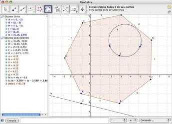 Captura de Pantalla 2 de GeoGebra para mac