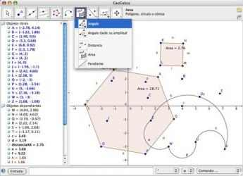 Screenshot 1 de GeoGebra para mac