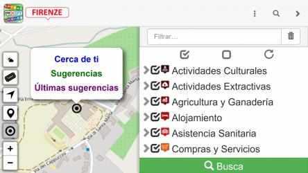 Screenshot 10 de Firenze dove, cosa... Km4city para windows