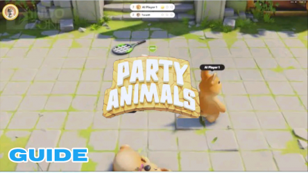 Captura 9 de Walkthrough For Party Animals para android