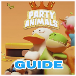 Captura de Pantalla 1 de Walkthrough For Party Animals para android