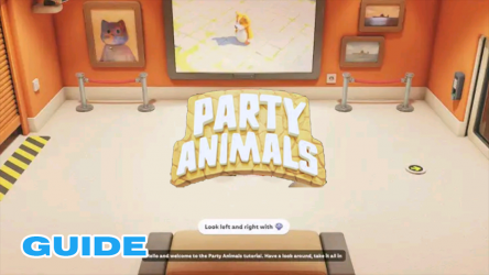 Captura de Pantalla 6 de Walkthrough For Party Animals para android