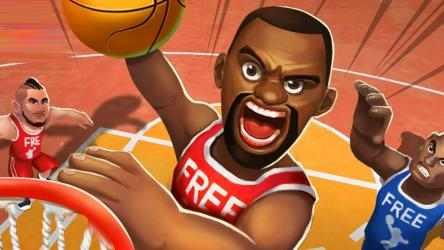 Captura de Pantalla 1 de Basketball NBA LIVE para windows