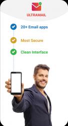 Captura de Pantalla 2 de Login for Yahoo Mail & more para android