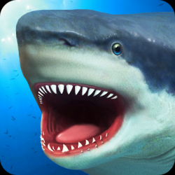 Captura 1 de Simulador de tiburones para android