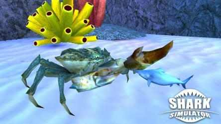 Captura de Pantalla 7 de Simulador de tiburones para android