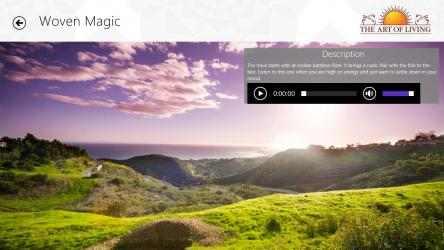 Screenshot 5 de The Art Of Living para windows