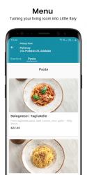 Captura de Pantalla 3 de Hey Antonella - Fresh Pasta Pronto para android