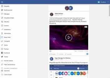 Captura 6 de Pages Manager for Facebook para windows