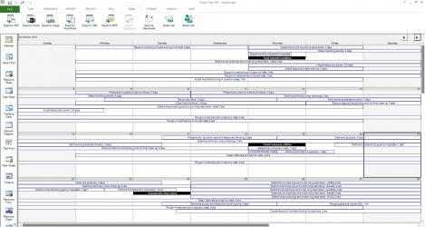 Screenshot 5 de Project Plan 365 para windows