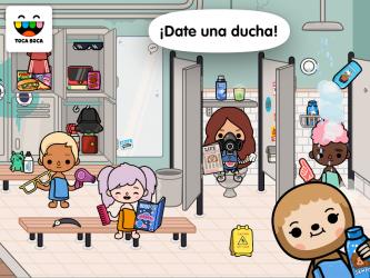 Captura 3 de Toca Life: Después del colegio para android