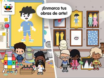 Captura de Pantalla 4 de Toca Life: Después del colegio para android