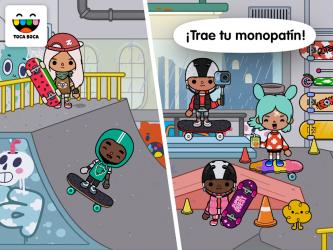 Screenshot 6 de Toca Life: Después del colegio para android
