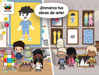 Captura 10 de Toca Life: Después del colegio para android
