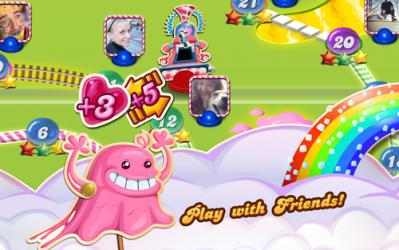 Screenshot 2 de Candy Crush Saga para windows