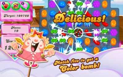 Captura 5 de Candy Crush Saga para windows