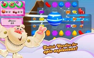 Captura 4 de Candy Crush Saga para windows