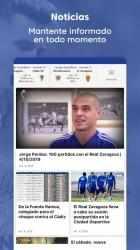 Captura 2 de Real Zaragoza - App Oficial para android