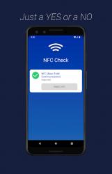 Captura 3 de NFC Check para android