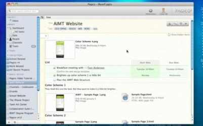 Screenshot 2 de Pagico para mac