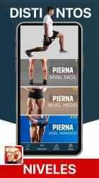 Captura de Pantalla 10 de Fit Go: Ejercicios en Casa - Fitness en 30 Días para android