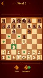 Screenshot 2 de Ajedrez - Clash of Kings para android