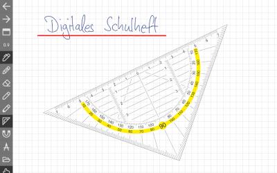Captura de Pantalla 2 de Cuaderno digital para android