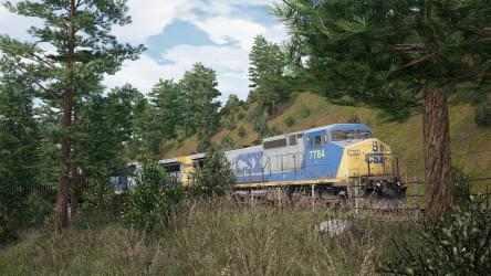 Imágen 4 de Train Sim World® 2: CSX C40-8W para windows