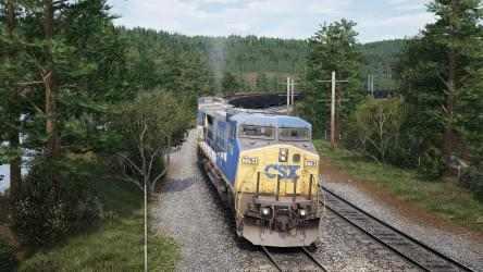 Imágen 8 de Train Sim World® 2: CSX C40-8W para windows