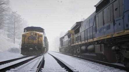 Screenshot 5 de Train Sim World® 2: CSX C40-8W para windows