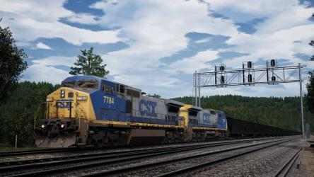 Captura 6 de Train Sim World® 2: CSX C40-8W para windows