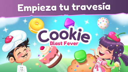 Captura 5 de Cookie Blast Fever - Match 3: Tour de cocina dulce para windows