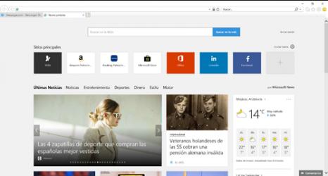 Screenshot 3 de Internet Explorer para windows