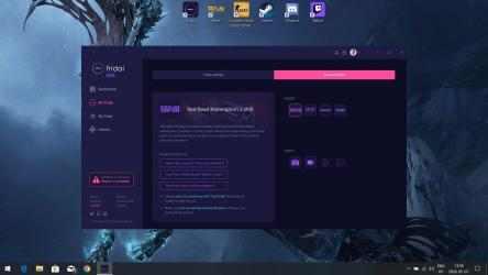 Screenshot 1 de Hello Fridai para windows