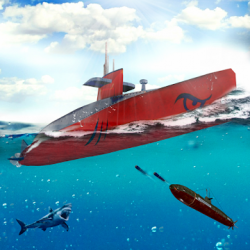 Imágen 1 de Submarine Strike: Submarine Driving Combat para android