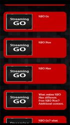 Imágen 3 de Streaming Guide for HBO GO TV para android