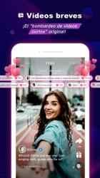Captura de Pantalla 7 de FaceCast:Haz nuevos amigos, Chat & Conoce, En vivo para android