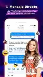 Captura de Pantalla 4 de FaceCast:Haz nuevos amigos, Chat & Conoce, En vivo para android