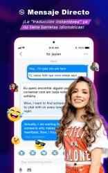 Captura de Pantalla 10 de FaceCast:Haz nuevos amigos, Chat & Conoce, En vivo para android