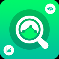 Imágen 1 de Whats tracker for WatsAp - Online usage tracker para android
