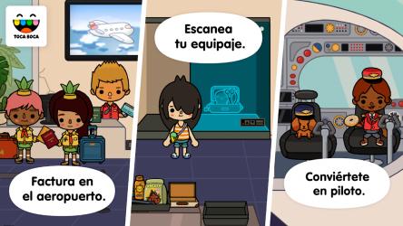 Captura 5 de Toca Life: Vacation para android