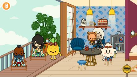 Screenshot 13 de Toca Life: Vacation para android