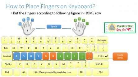 Screenshot 5 de Typing Guides para windows