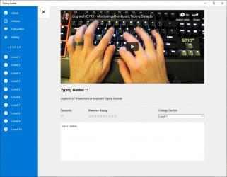 Captura 3 de Typing Guides para windows